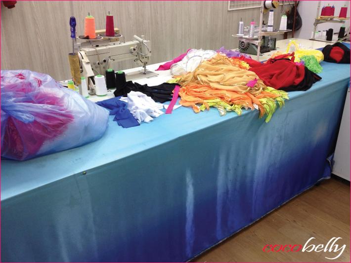 ベリーダンス衣装専門店 【ココベリー】