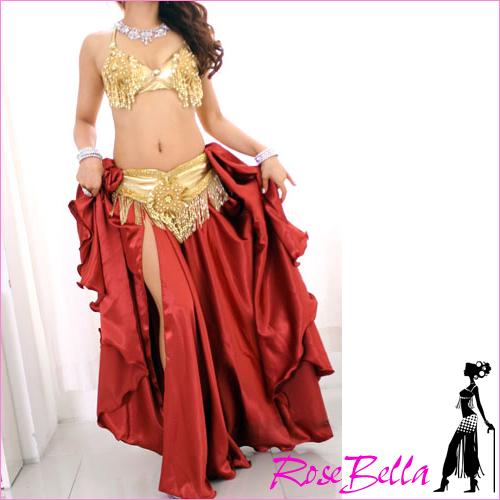 ベリーダンス衣装 ローズベラ